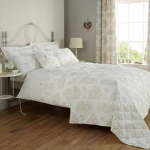 Toile De Jouy Natural Bed Linen Collection