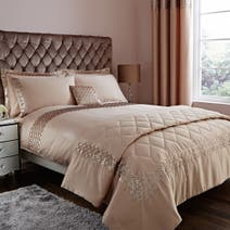 Charleston Champagne Bed Linen Collection