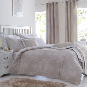 Versailles Natural Bed Linen Collection