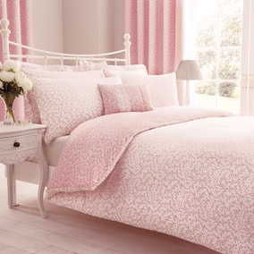 Annie Pink Bed Linen Collection