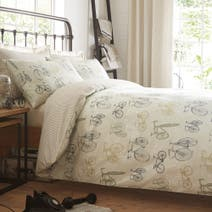 Walton Green Bed Linen Collection