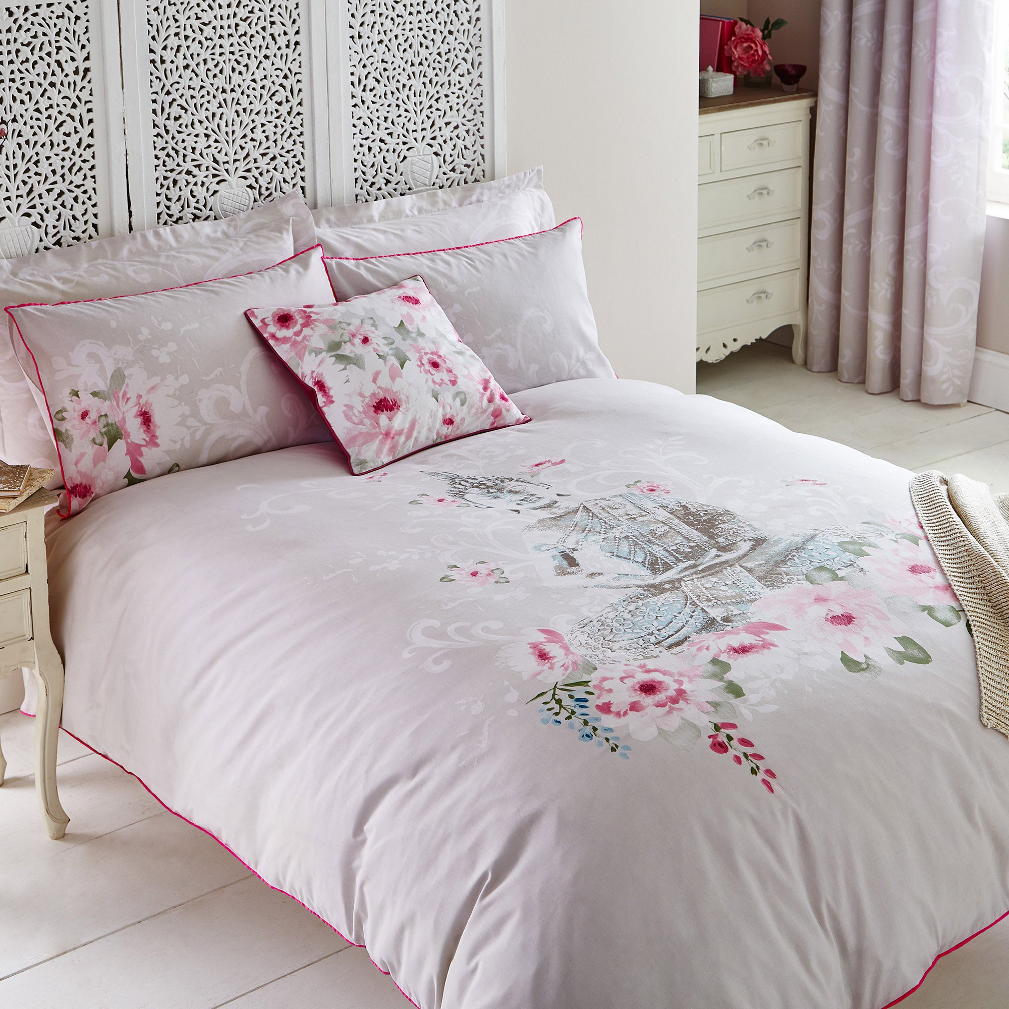 Buddha Natural Bed Linen Collection