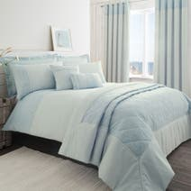 Millie Blue Bed Linen Collection