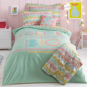 Dream Big Bed Linen Collection