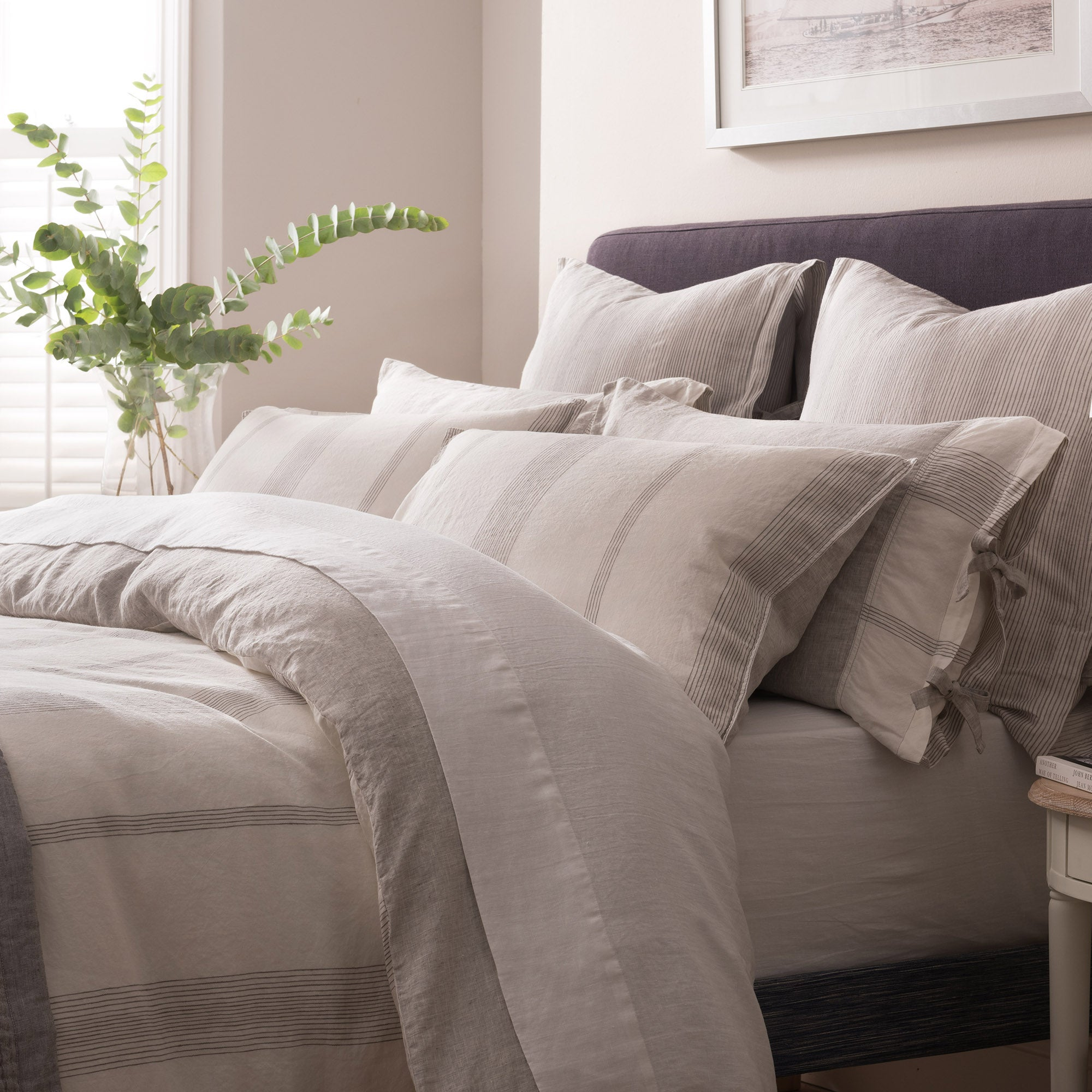 Dorma Marinna Natural Bed Linen Collection