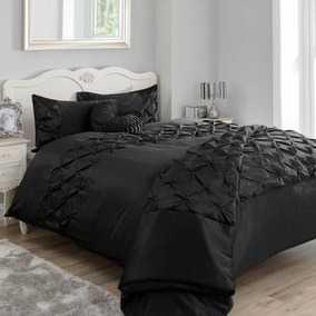 Karissa Black Bed Linen Collection
