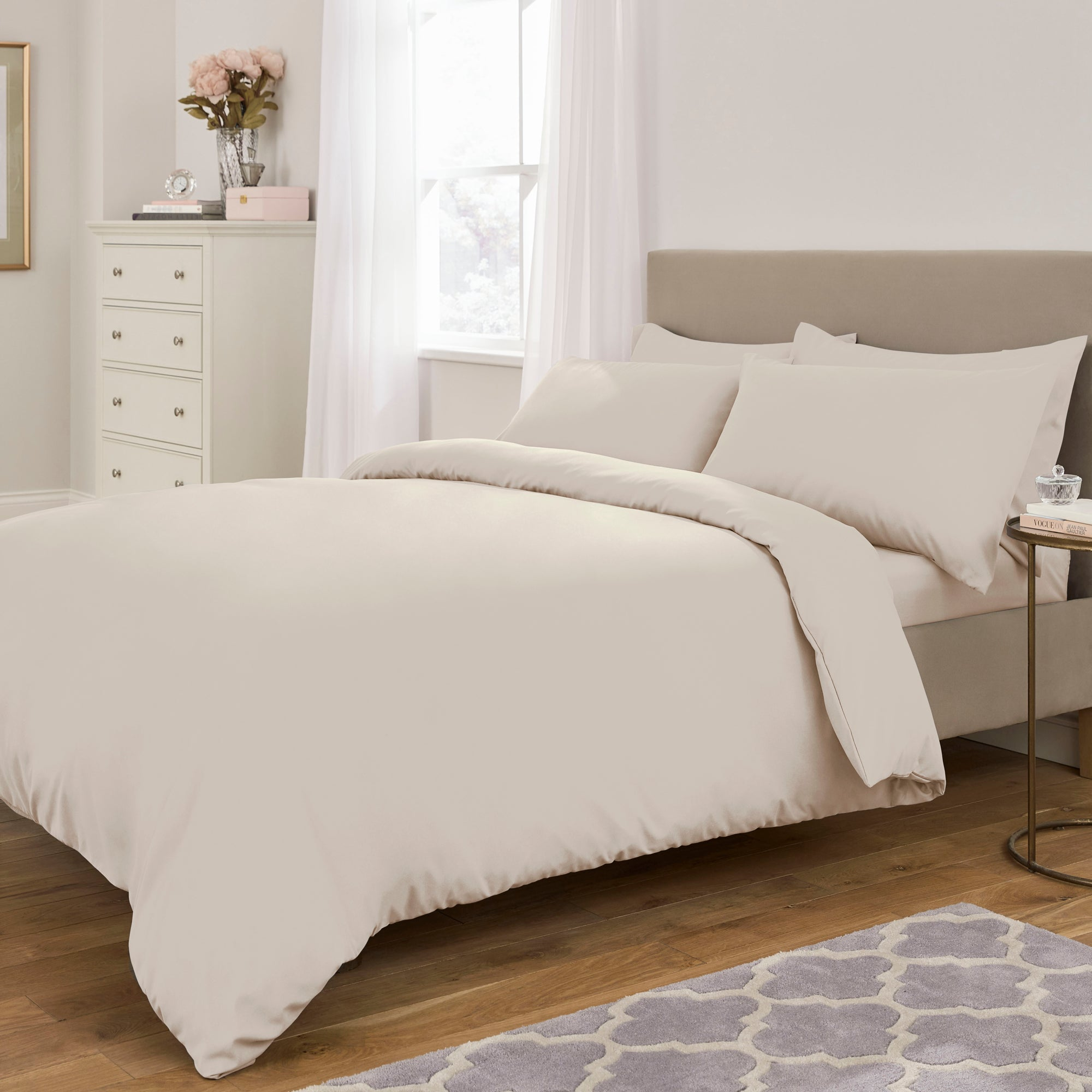 Fogarty Soft Touch Natural Bed Linen Collection