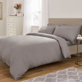 Fogarty Soft Touch Slate Bed Linen Collection