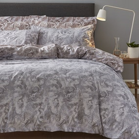 Marble Blush Bed Linen Collection