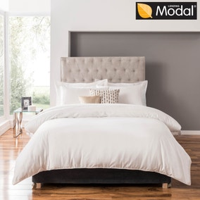 5A Modal Cotton Fresh White Bed Linen Collection