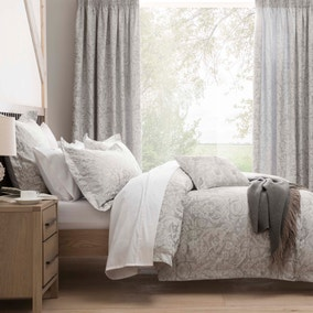 Dorma Winchester Grey Bed Linen Collection