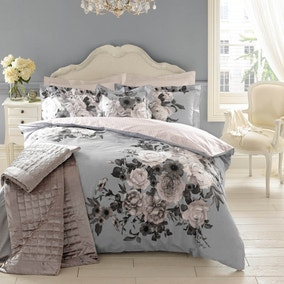 Holly Willoughby Joslyn Blue Bed Linen Collection