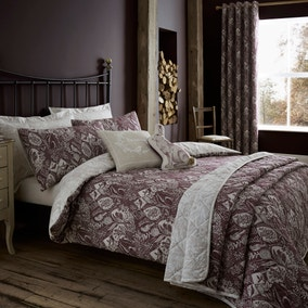 Willow Plum Bed Linen Collection
