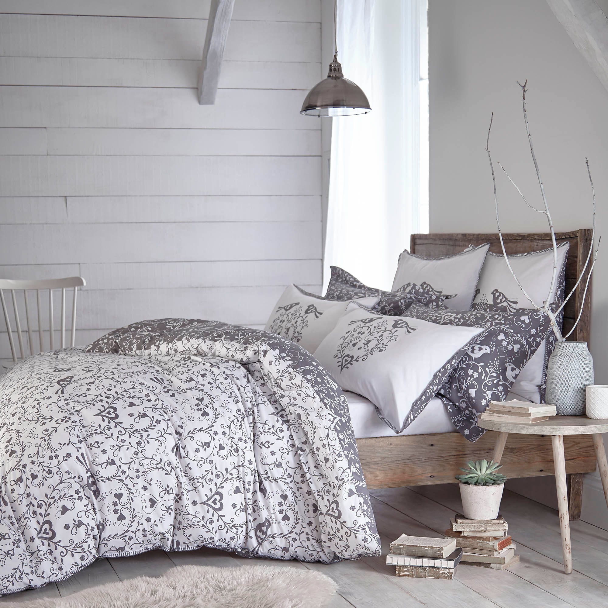 Jan Constantine Love Birds Bed Linen Collection