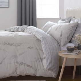 Jennie Grey Bed Linen Collection