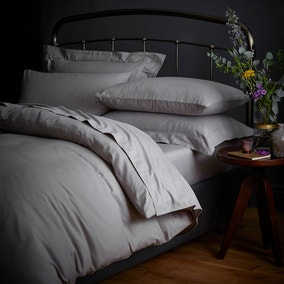Fogarty Naturally Cosy Grey Bed Linen Collection