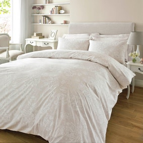 Twiggy Jasmine Natural Bed Linen Collection