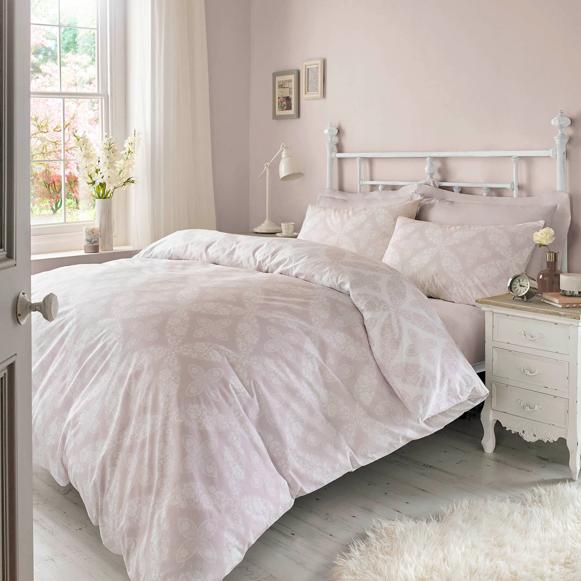 Twiggy Alicia Shell Bed Linen Collection