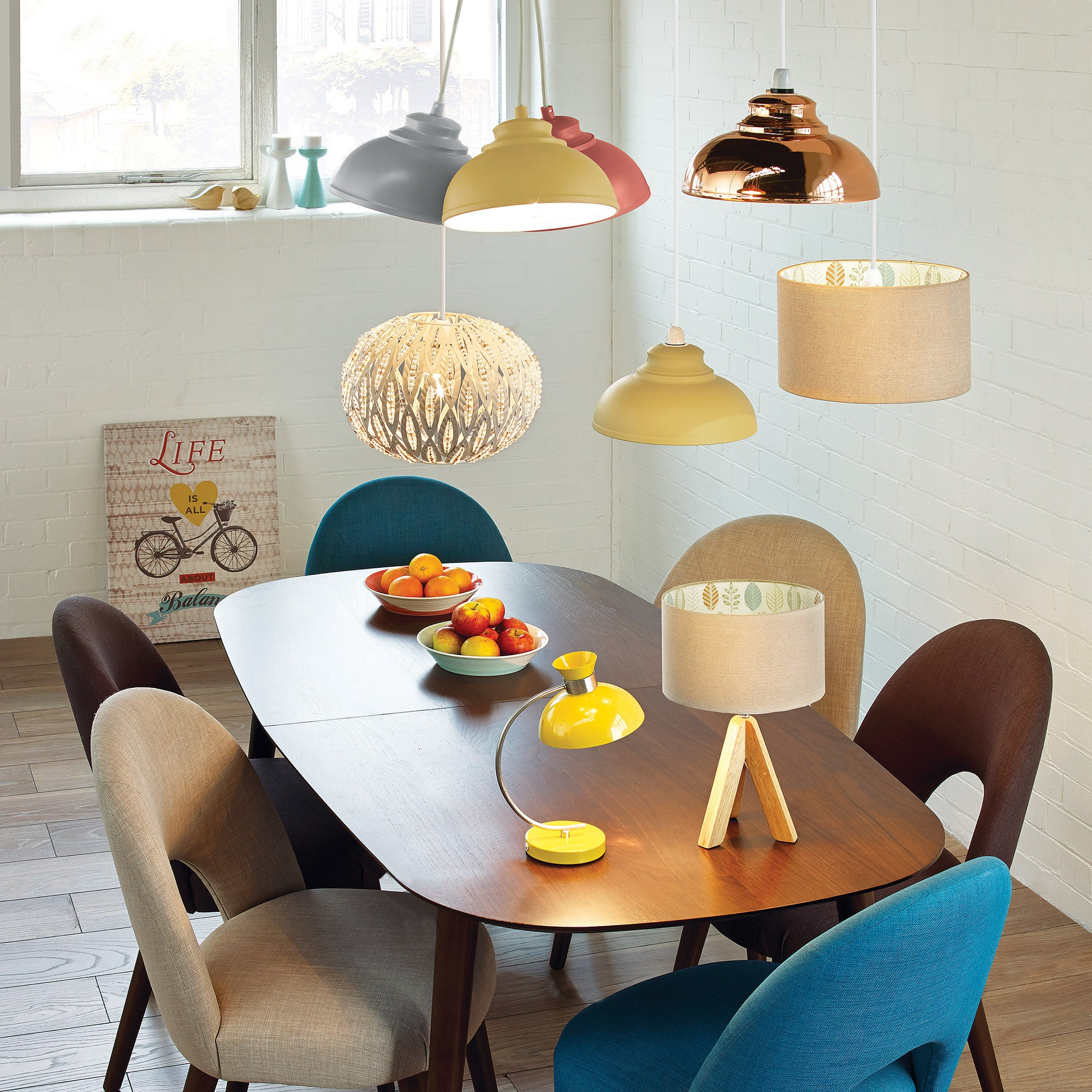 Cosy Skandi Lighting Collection