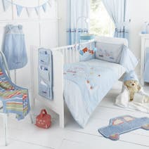 All Aboard Nursery Bed Linen Collection