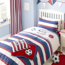 Kids Varsity Sports Bed Linen Collection