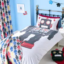 Kids Robot Bed Linen Collection