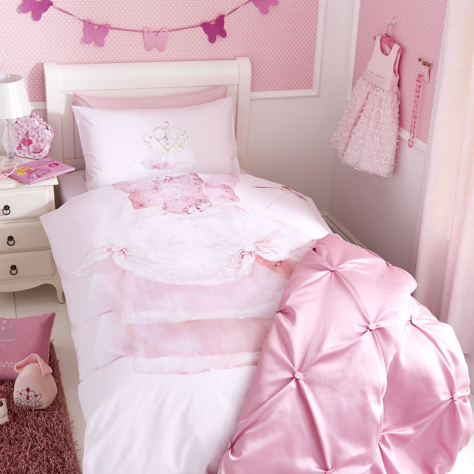 Pretty Princess Bed Linen Collection