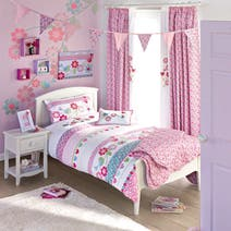 Kids Songbird Bed Linen Collection