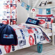 Kids Surfer Bed Linen Collection