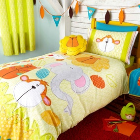Safari Friends Bed Linen Collection