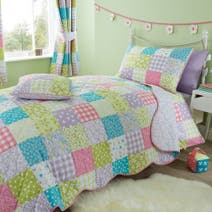 Kids Ditsy Patchwork Bed Linen Collection