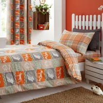 Kids Camping Adventure Bed Linen Collection