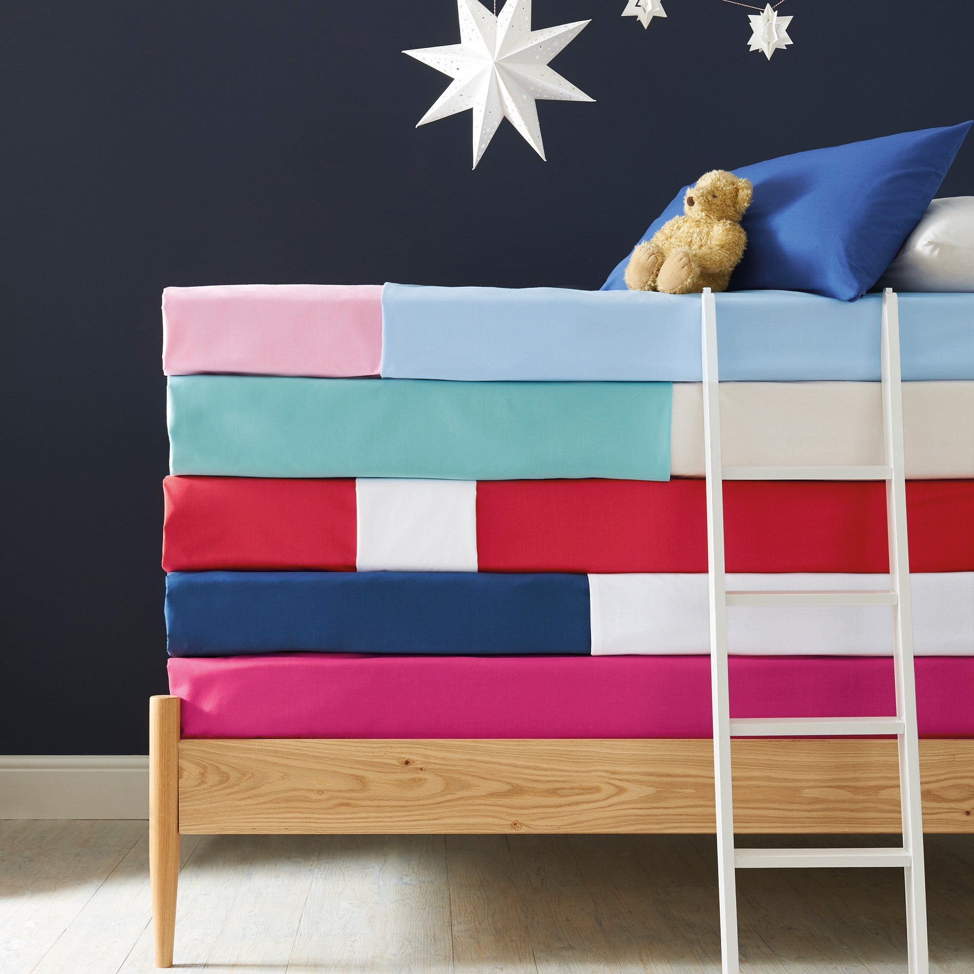 Kids Non Iron Bed Linen Collection