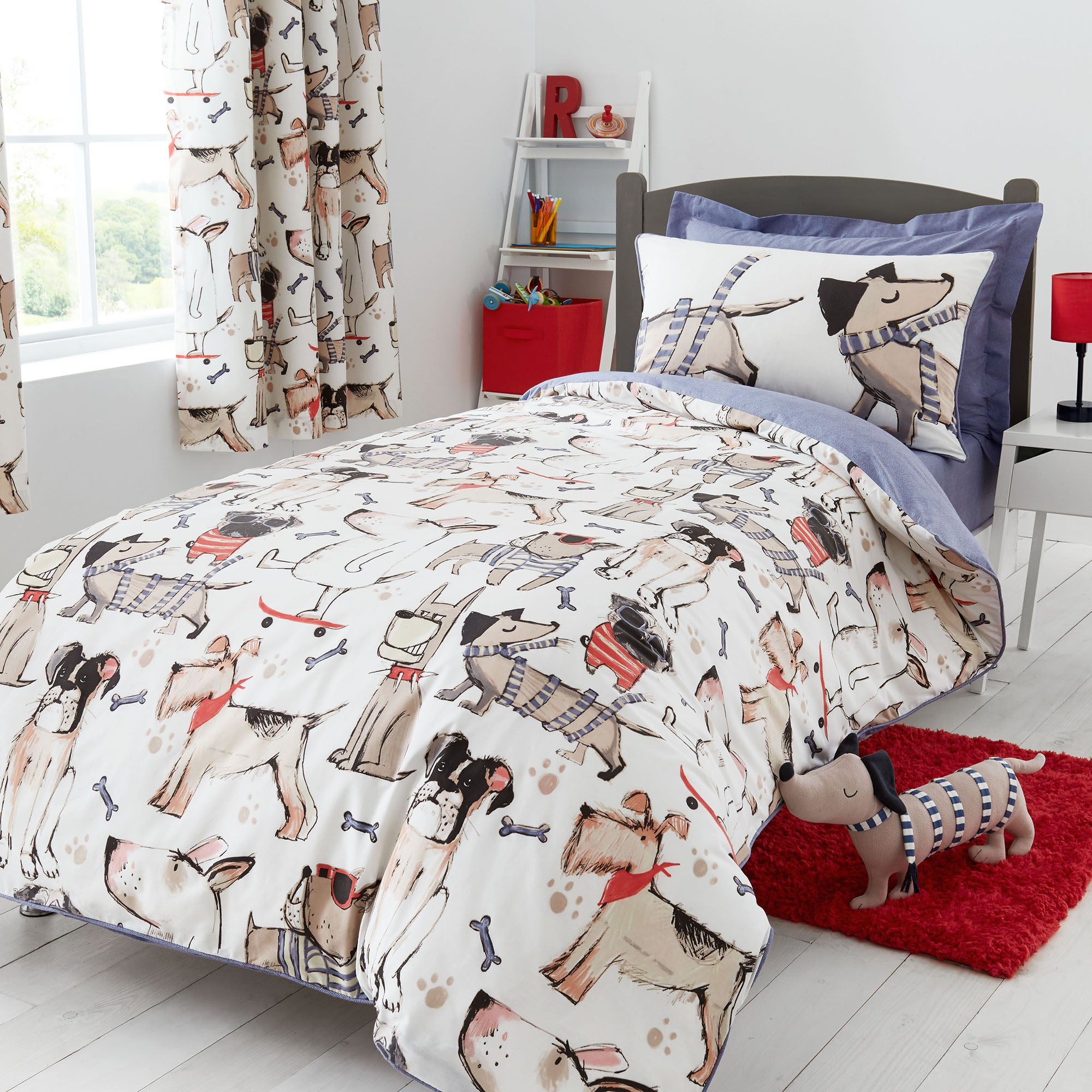 Doug and Friends Bed Linen Collection