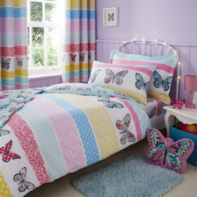 Floral Butterfly Bed Linen Collection