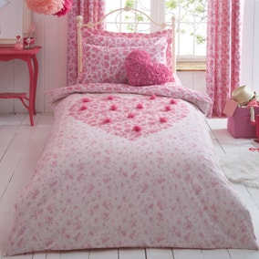 Flutter Heart Bed Linen Collection