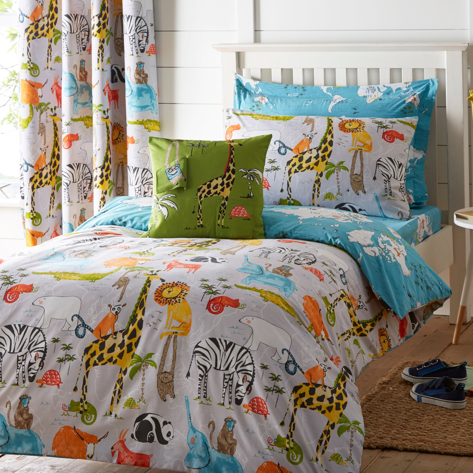 My World Bed Linen Collection