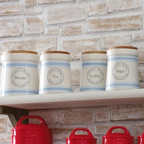 Classic Home Kitchen Canister Collection