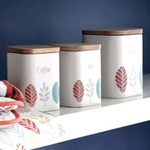 Cosy Skandi Kitchen Canister Collection