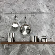 Infinity Triply Stainless Steel Pan Collection