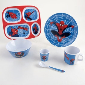 Marvel Spiderman Dining Collection