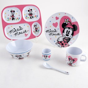 Disney Minnie Mouse Dining Collection