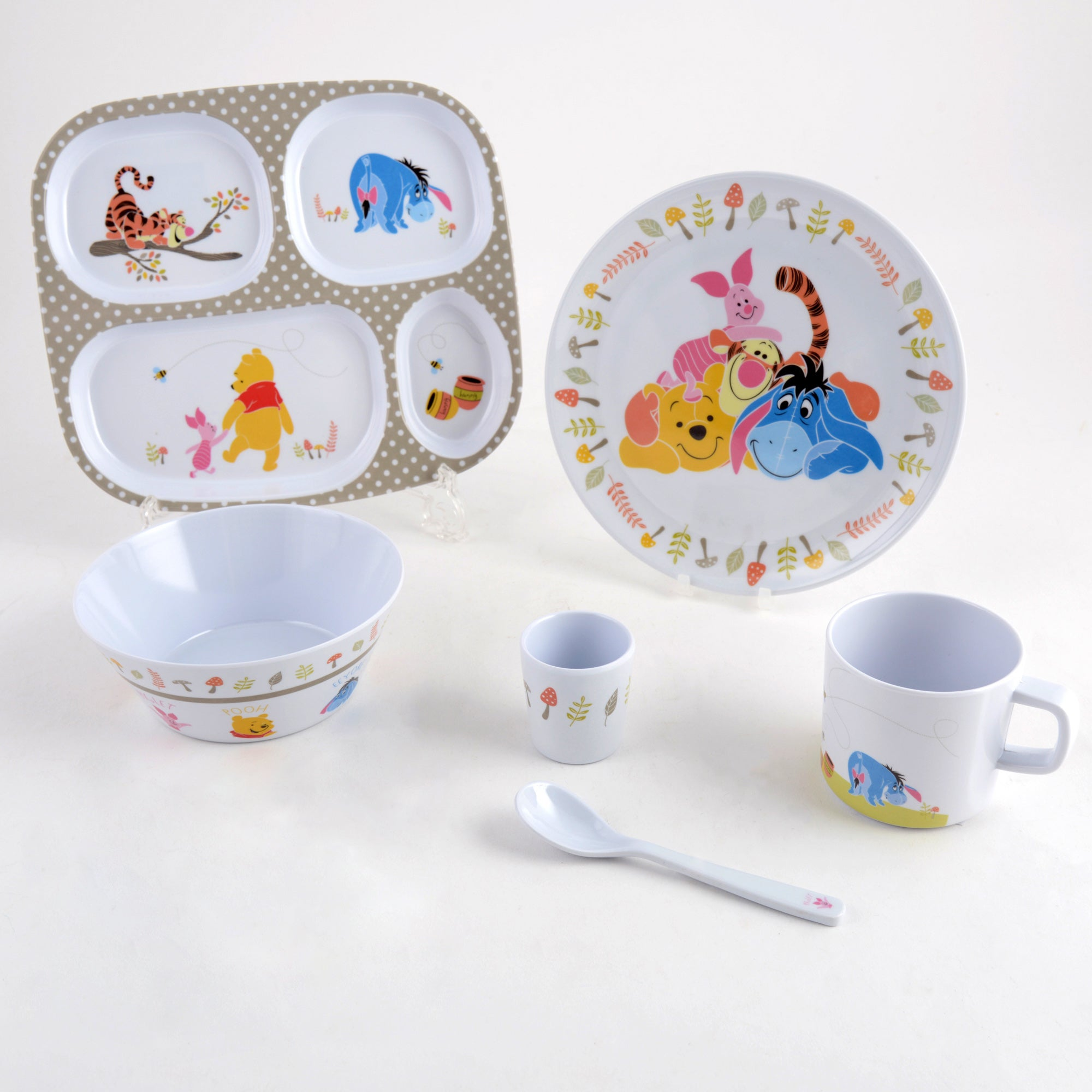 Disney Winnie the Pooh Dining Collection