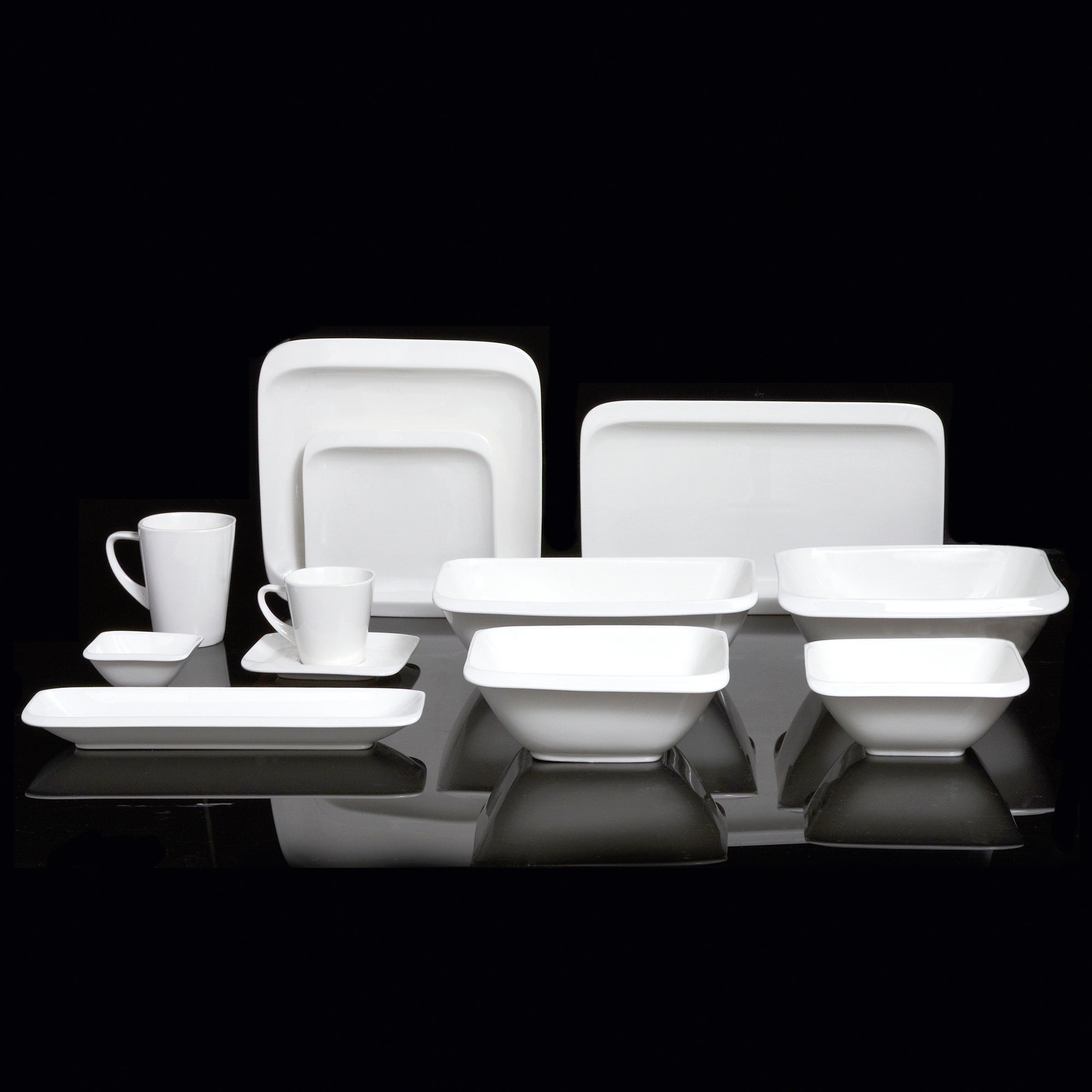 Hotel Epsom Dinnerware Collection