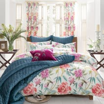 Dorma Tropical Cordelia Bed Linen Collection