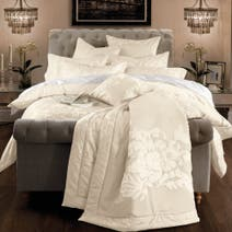 Dorma Champagne Isabelle Bed Linen Collection