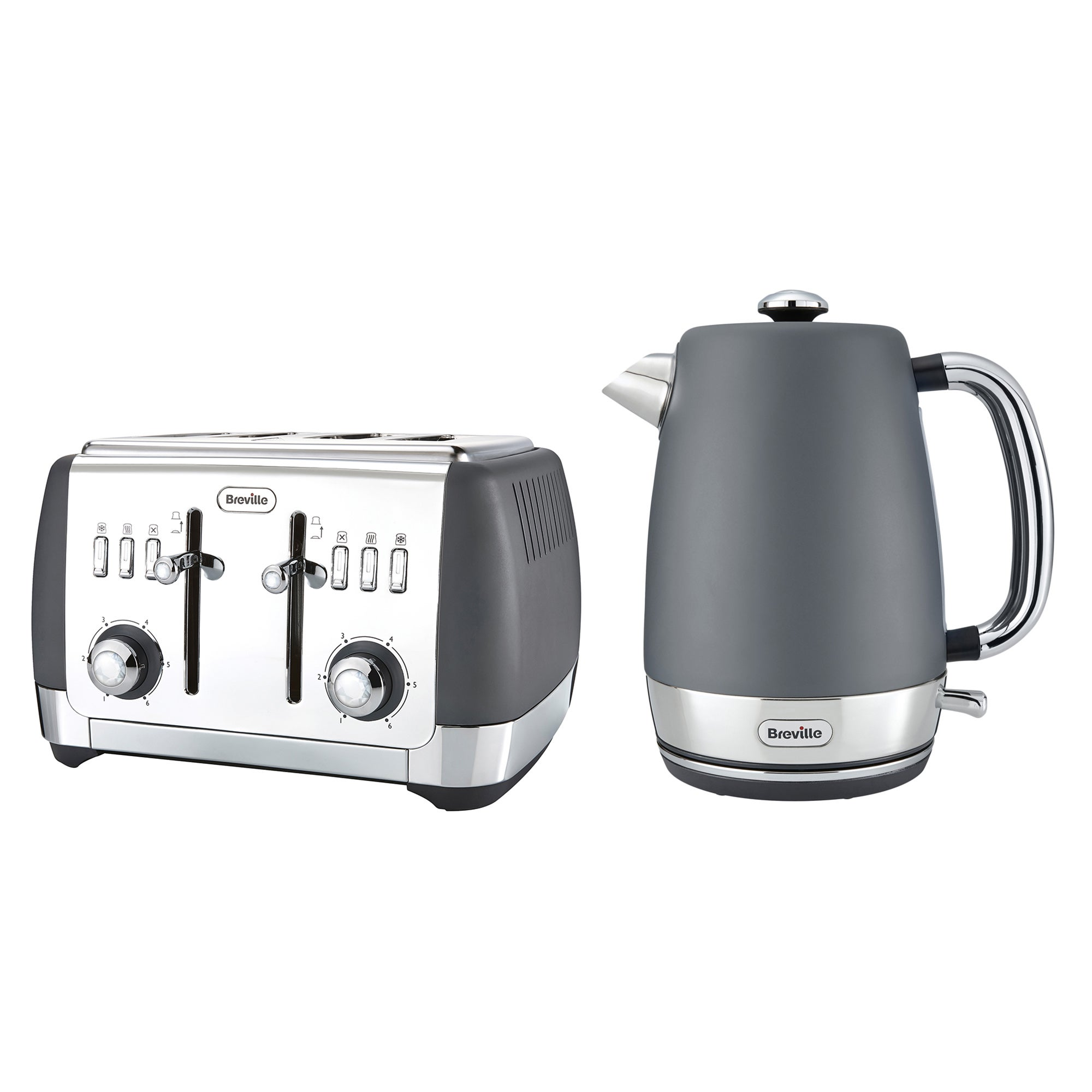 Breville Strata Grey Collection