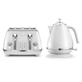 Delonghi Elements Cloud White Collection