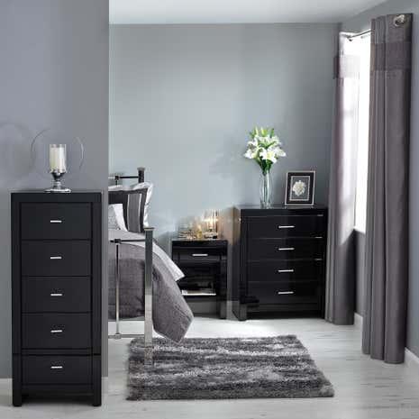 mirrored furniture | mirrored bedroom furniture | dunelm