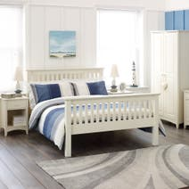 Windsor White Bedroom Furniture Collection